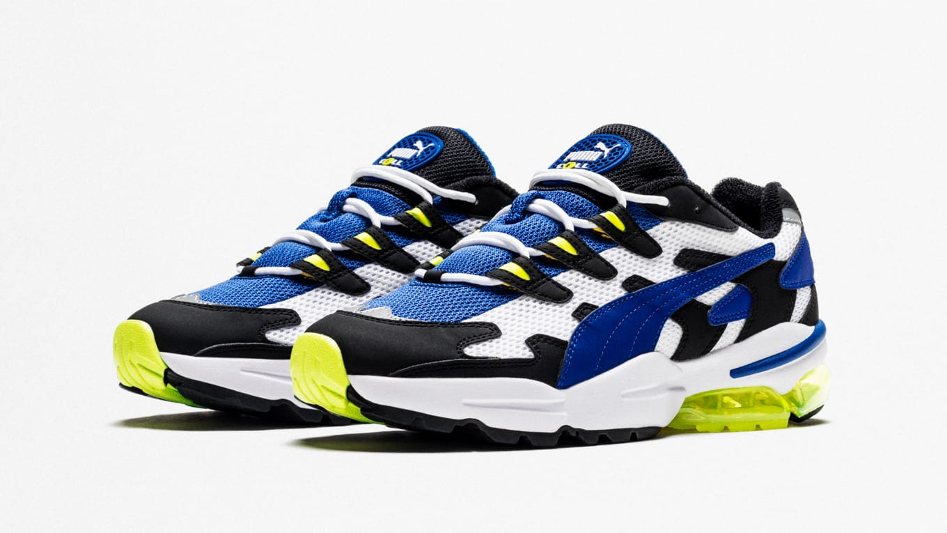 60895ace203dc Here's Why Puma Is Reviving the '90s-Era Cell Alien | Sole Collector