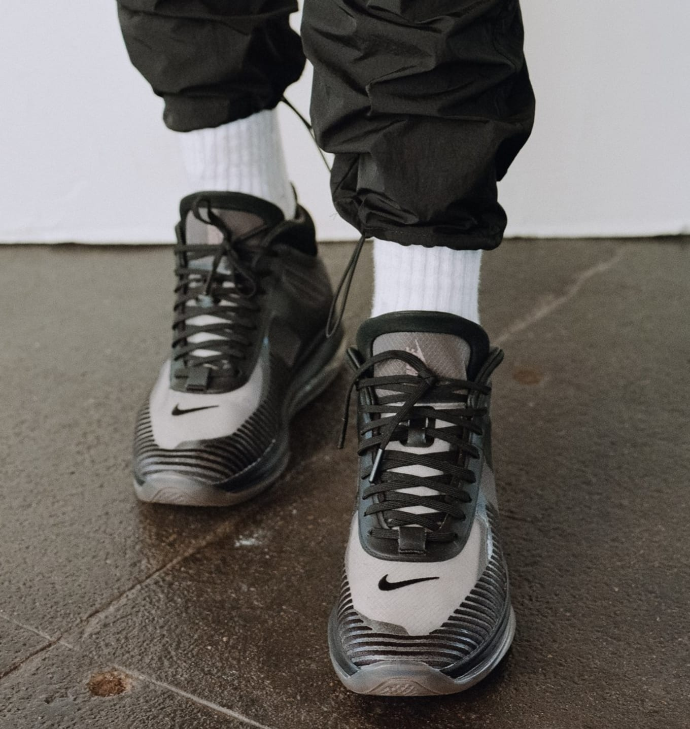 5b3015c9e John Elliott x Nike LeBron Icon QS 'Black' Release Date | Sole Collector