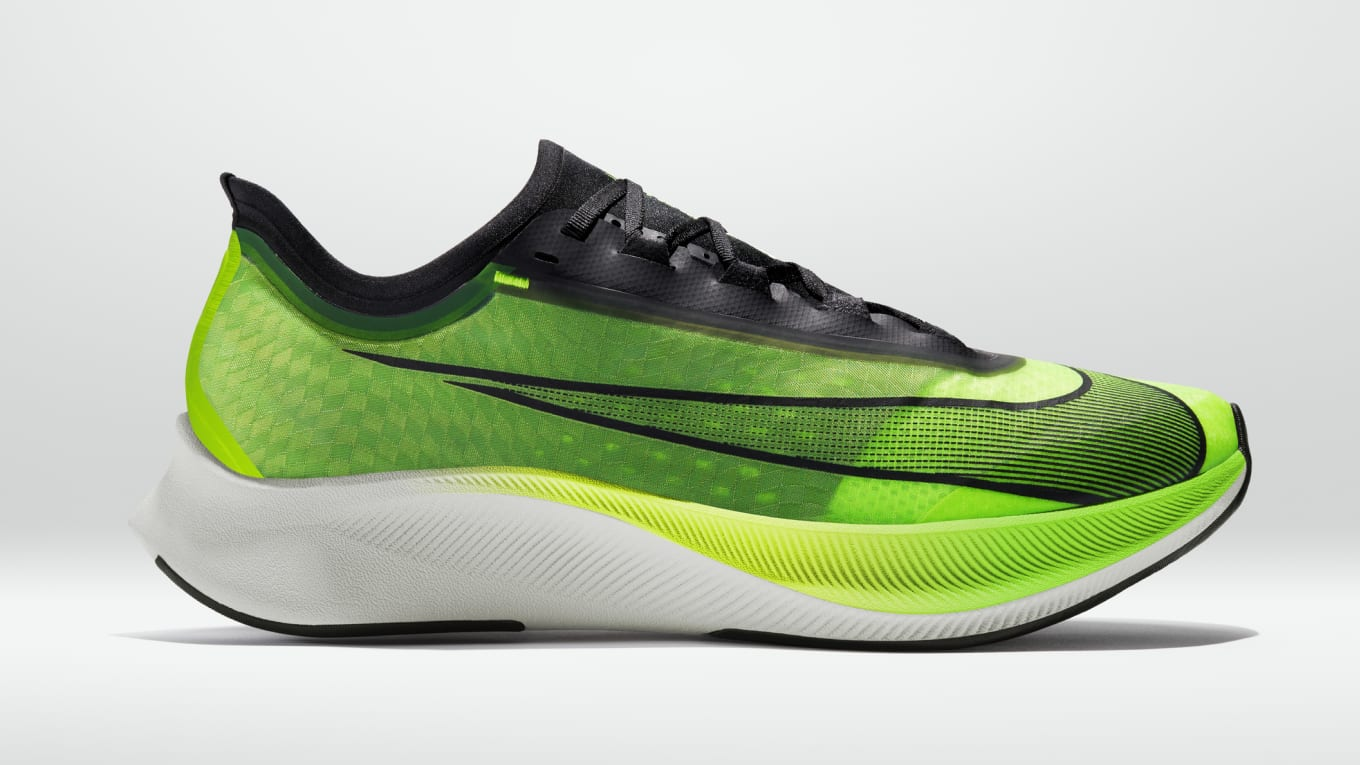 33814c140 Nike Officially Unveils the Zoom Fly 3. Part of its 2019 Zoom Series.