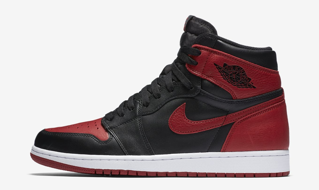 separation shoes 5f333 53d6f Air Jordan 1  Banned