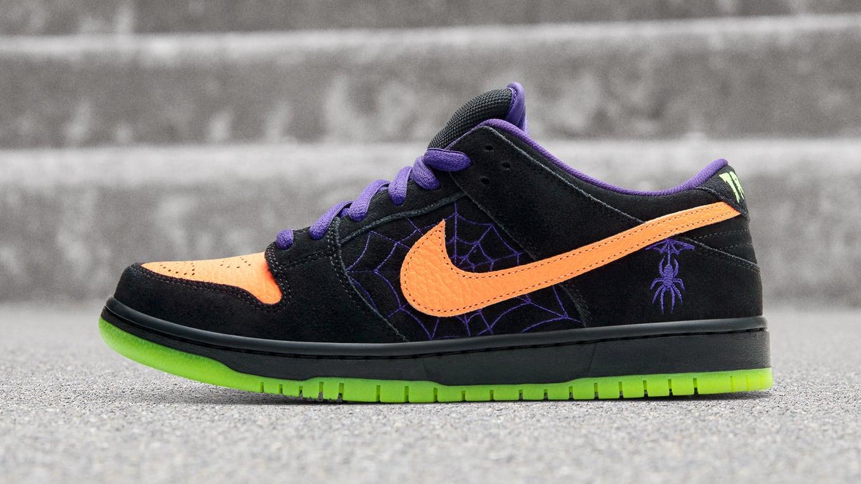 informacje dla moda świetne oferty Nike SB Dunk Low 'Night of Mischief' Release Date | Sole ...