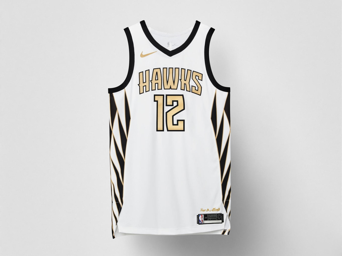 5e427e01566 Nike 2018-19 NBA City Edition Jerseys