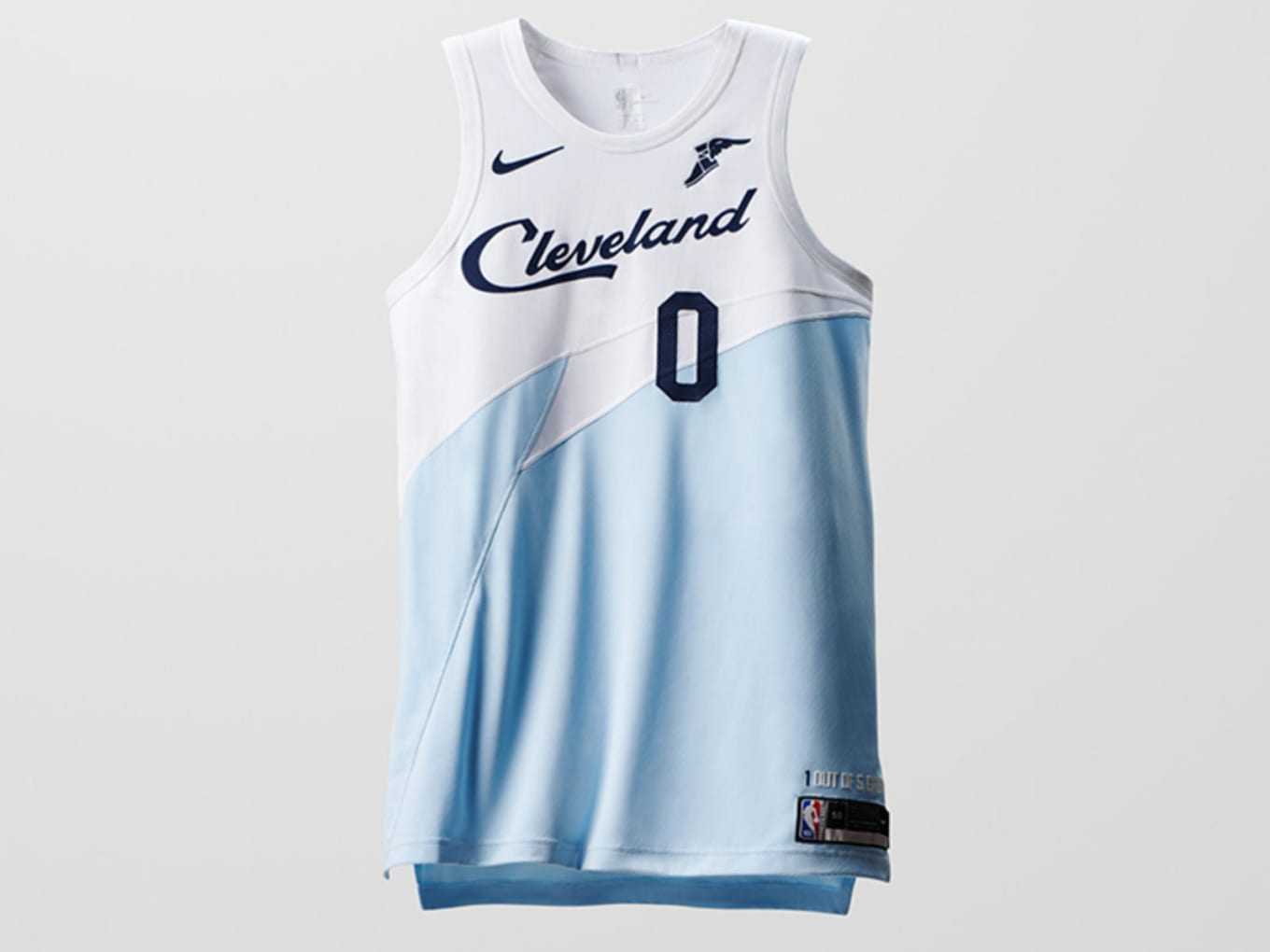 Image via Nike. Cleveland s Earned Edition ... cfe5a45c1