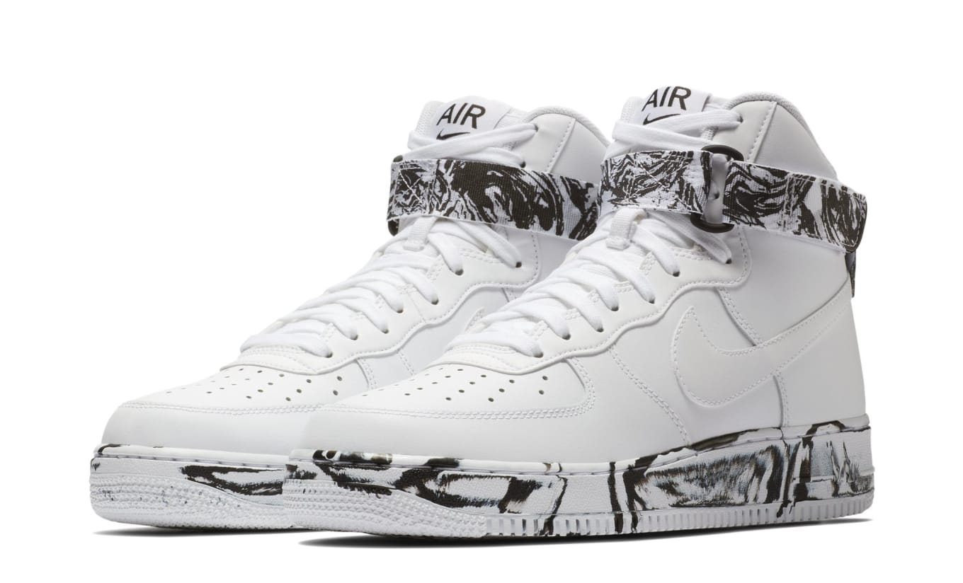 save off 73769 40b60 These New Nike Air Force 1s Are Dripping. Available now, but sizes are  selling fast.