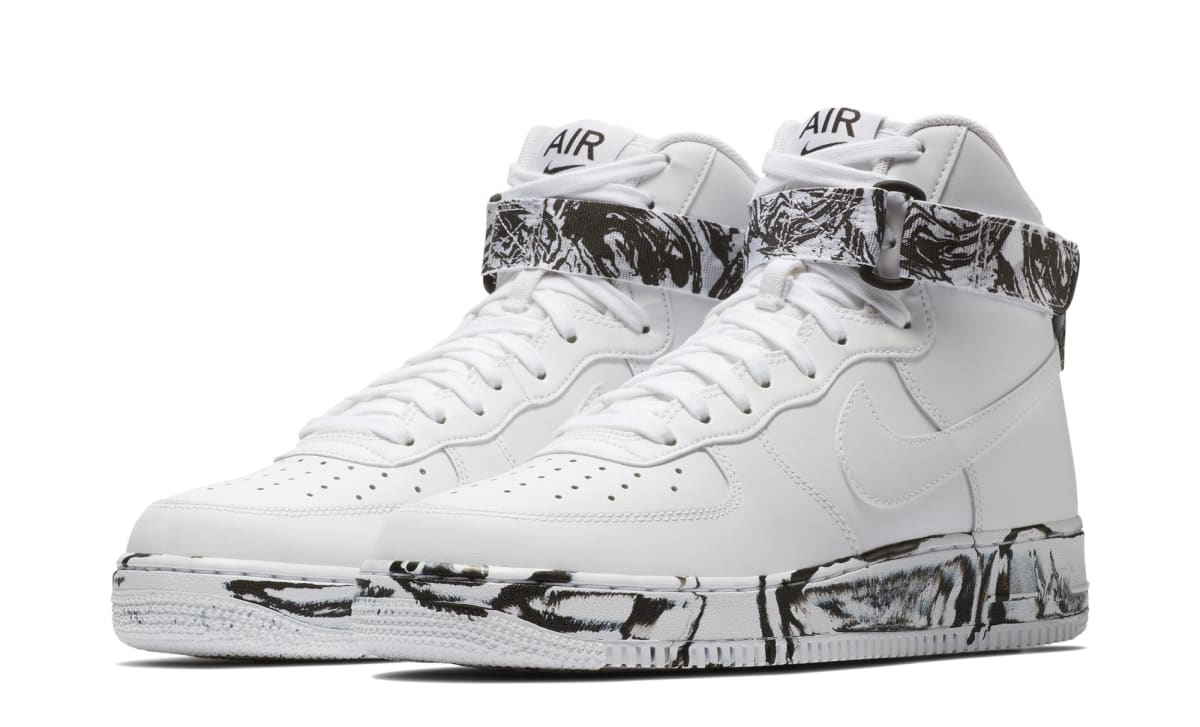 These New Nike Air Force 1s Are Dripping