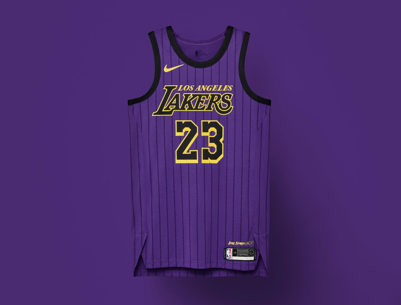 25bf5c27c0127c Nike 2018-19 NBA City Edition Jerseys | Sole Collector