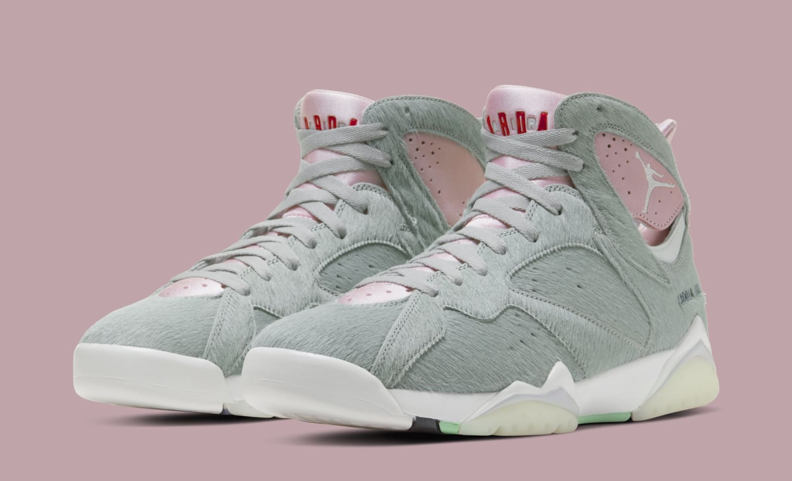 "Air Jordan 7 ""Hare 2.0"" Release Date Revealed: Photos"