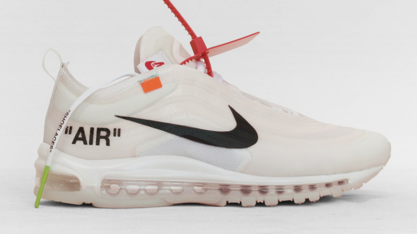 huge selection of c40aa a5e2e Off-White x Nike Air Max 97  The Ten