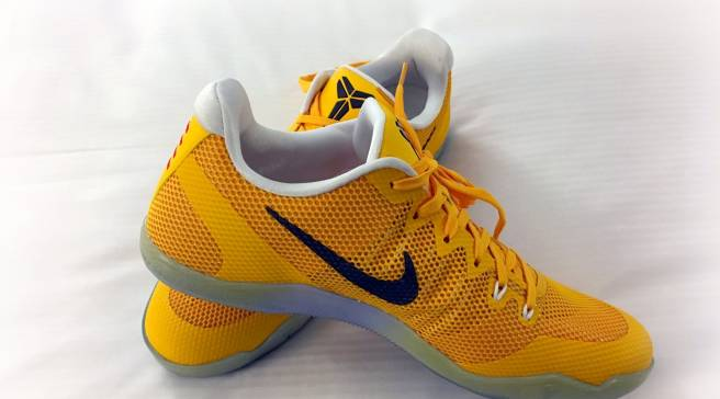 3b9ebfdd37a Missouri Plays for Braggin  Rights in Very Yellow Nike Kobes