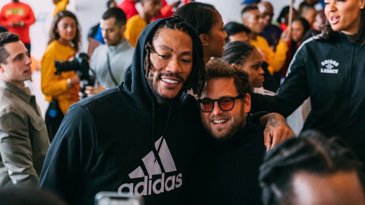 Jonah Hill, James Harden and Pusha T Help Adidas Host World's Best Career Day