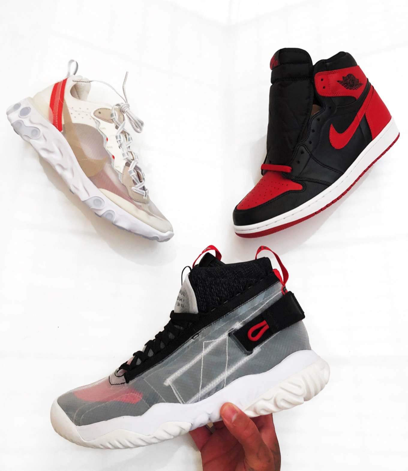 bd7f048dd19 Air Jordan React Apex Utility Assassin Proto and Low | Sole Collector
