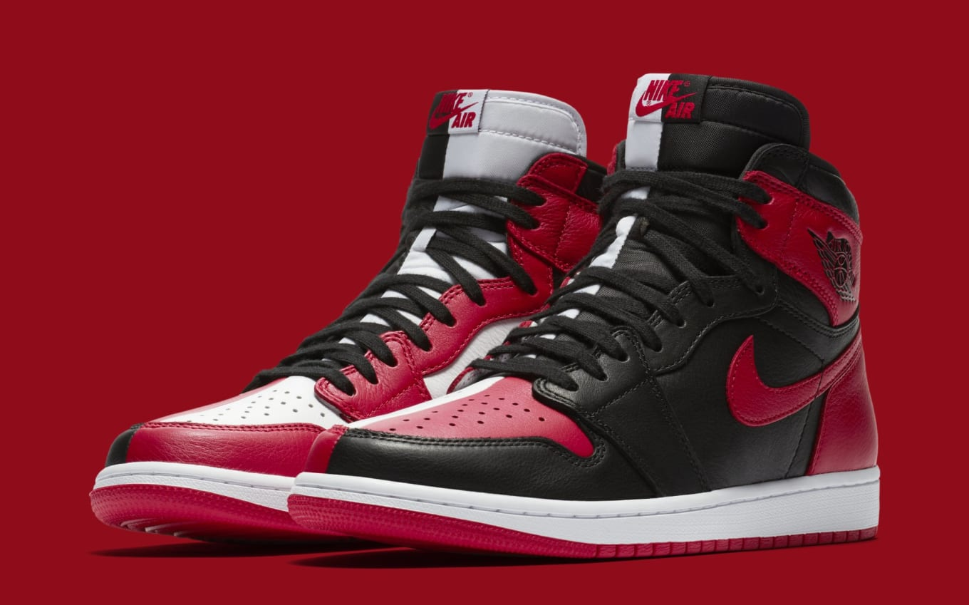 cb501bf9560 Finish Line Is Restocking Sold Out Air Jordans Tomorrow.  Homage to Home   Jordan 1s