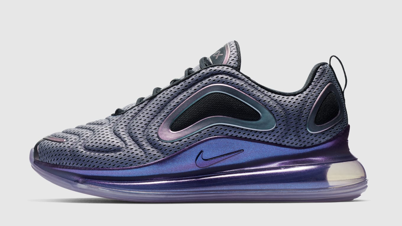 brand new e23a8 47415 Nike Air Max 720  Northern Lights Night