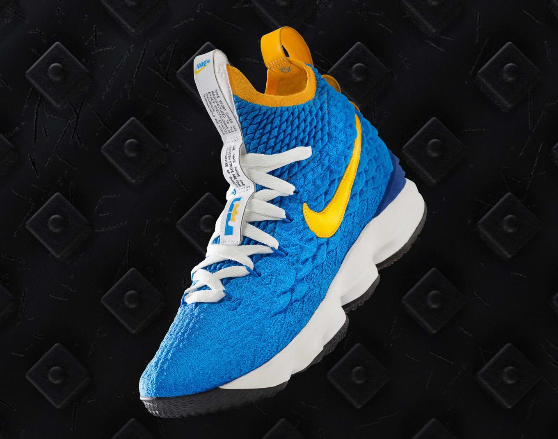d9ecc2a0651 Nike LeBron 15 (XV). Image via Nike News. Player Exclusive sneakers are a  ...