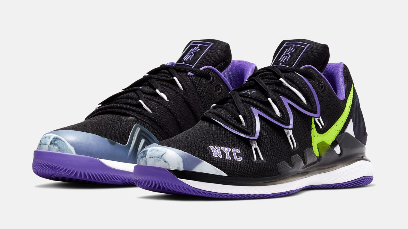 46b10a97a1 NikeCourt Air Zoom Vapor X Kyrie 5 'NYC' Release Date | Sole Collector