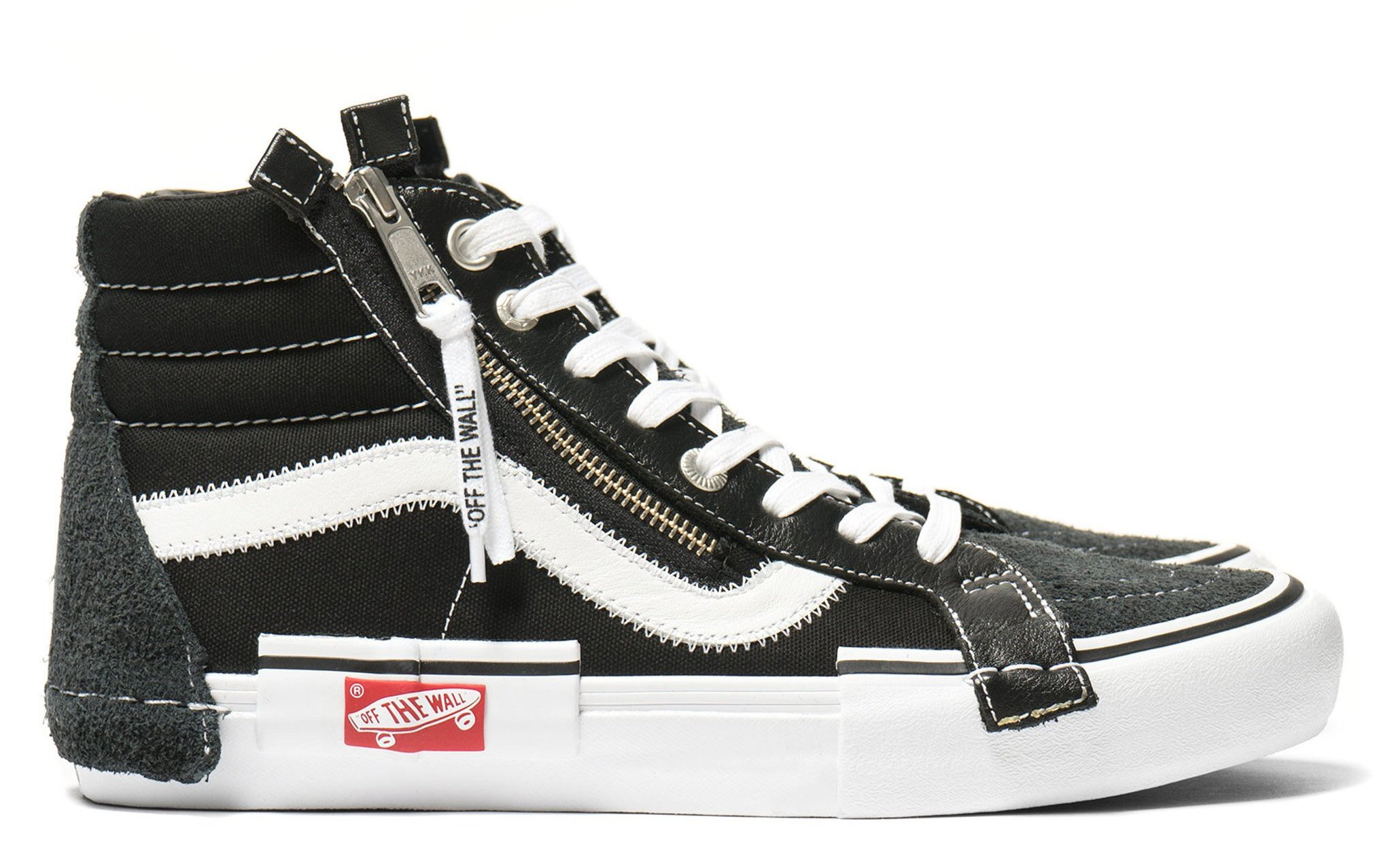 Vans' New Deconstructed 'Inside Out' Pack Looks Like Off-White x ...