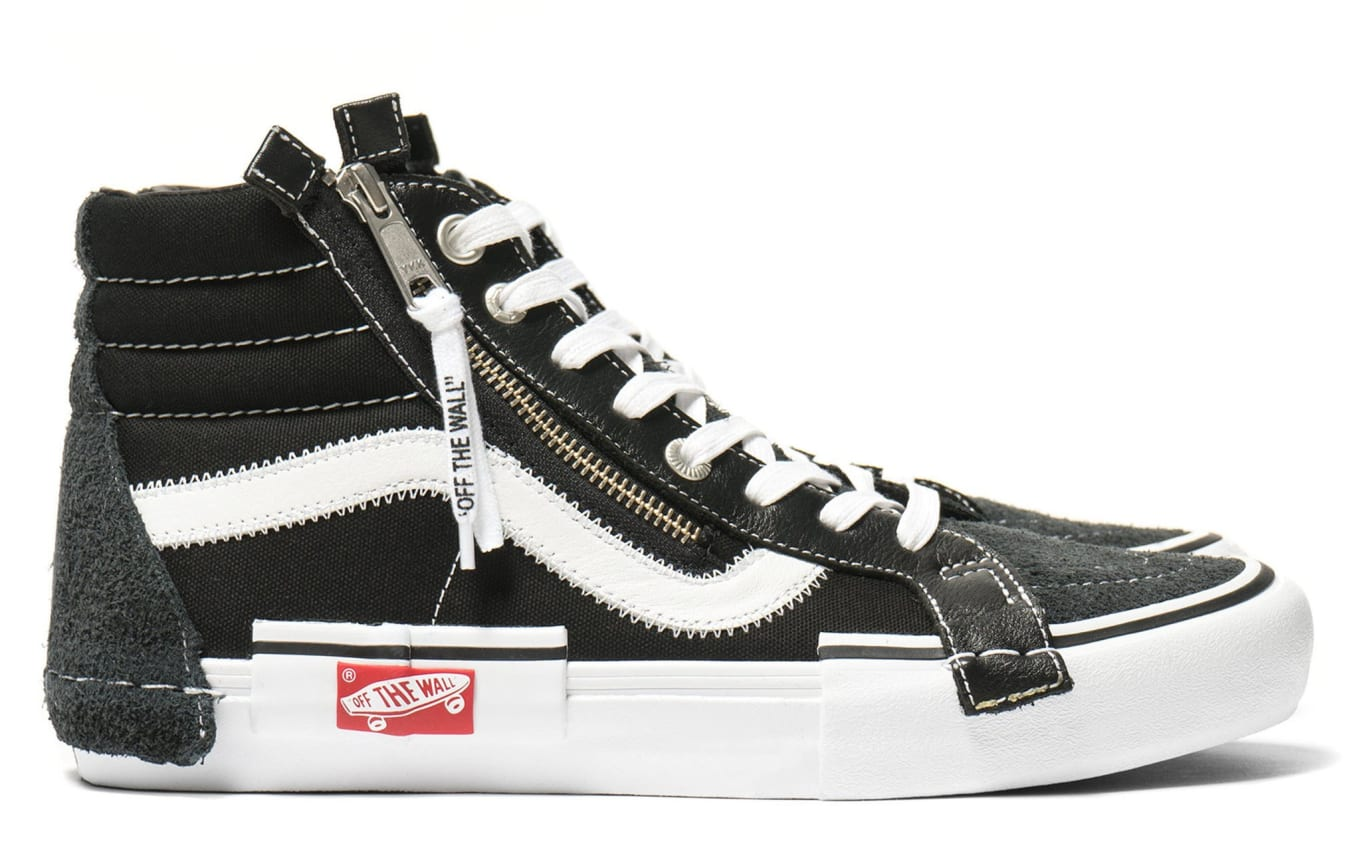 innovative design f9e4a 517e3 These New Vans Look Like an Off-White Collab