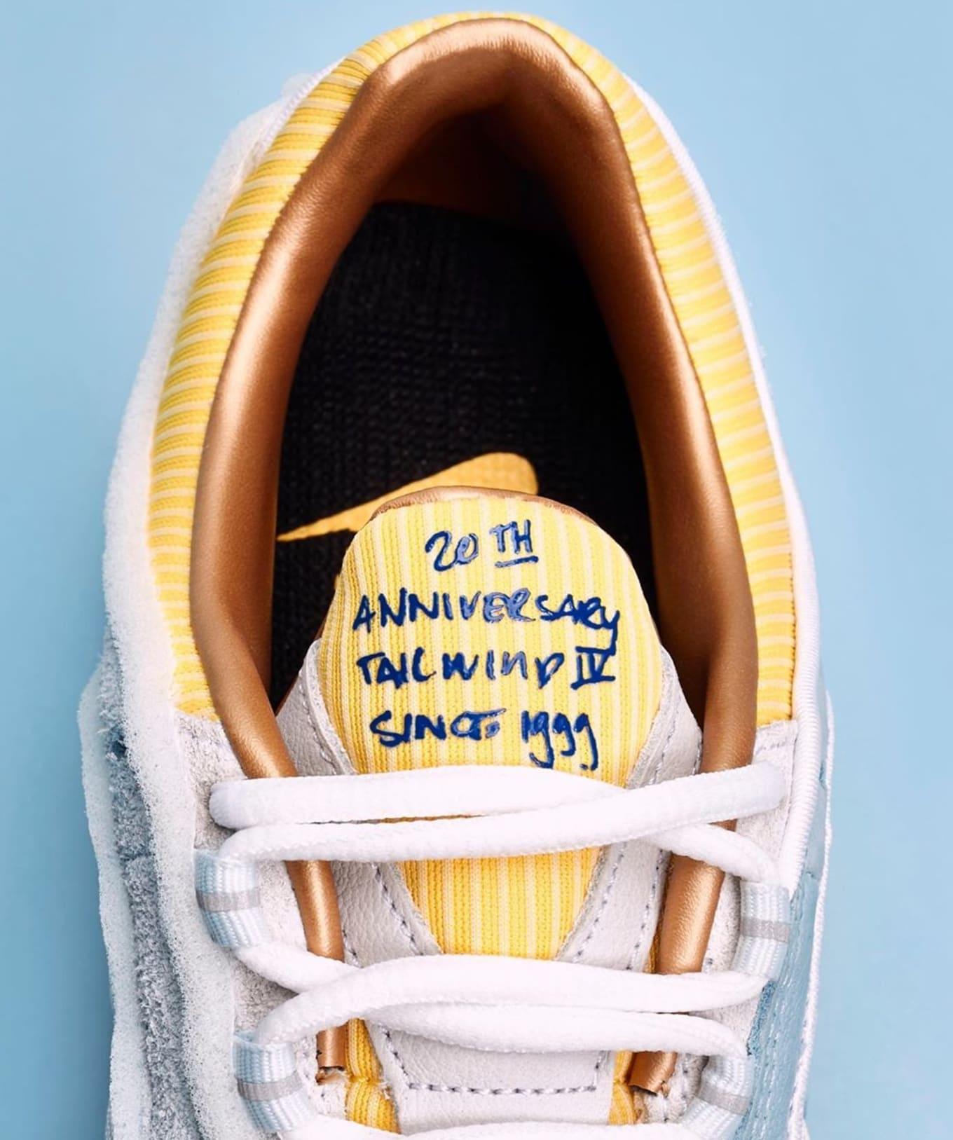 new concept fdb75 0faa5 Sneakersnstuff x Nike Air Max Tailwind 20th Anniversary ...