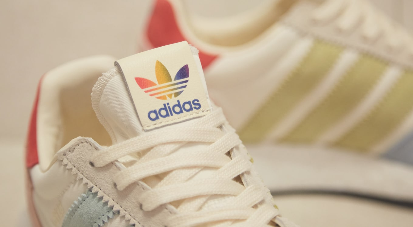 adidas superstar limited edition pride pack