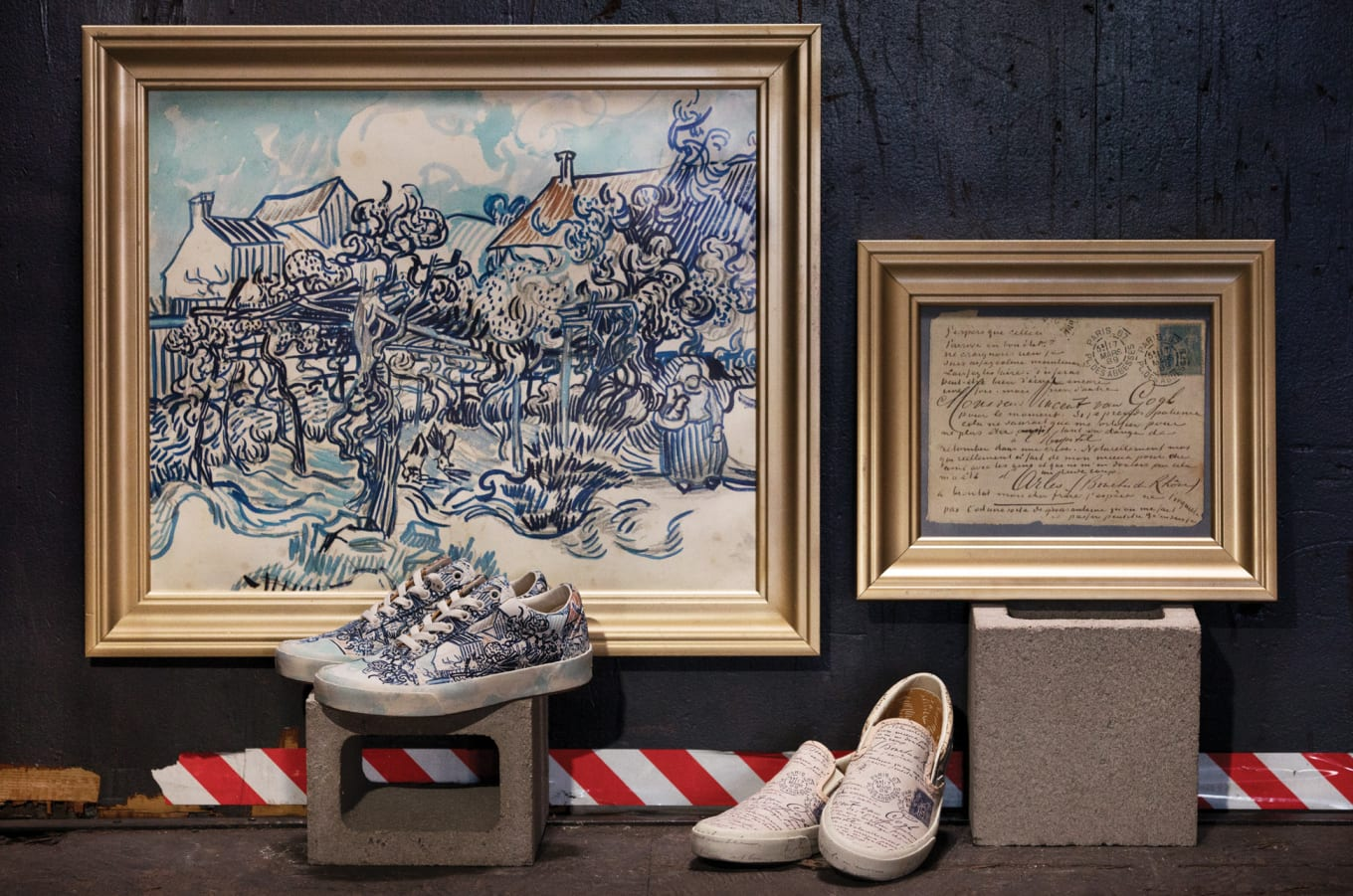 b9ef3d16d5 Van Gogh Museum x Vans Collection Release Date