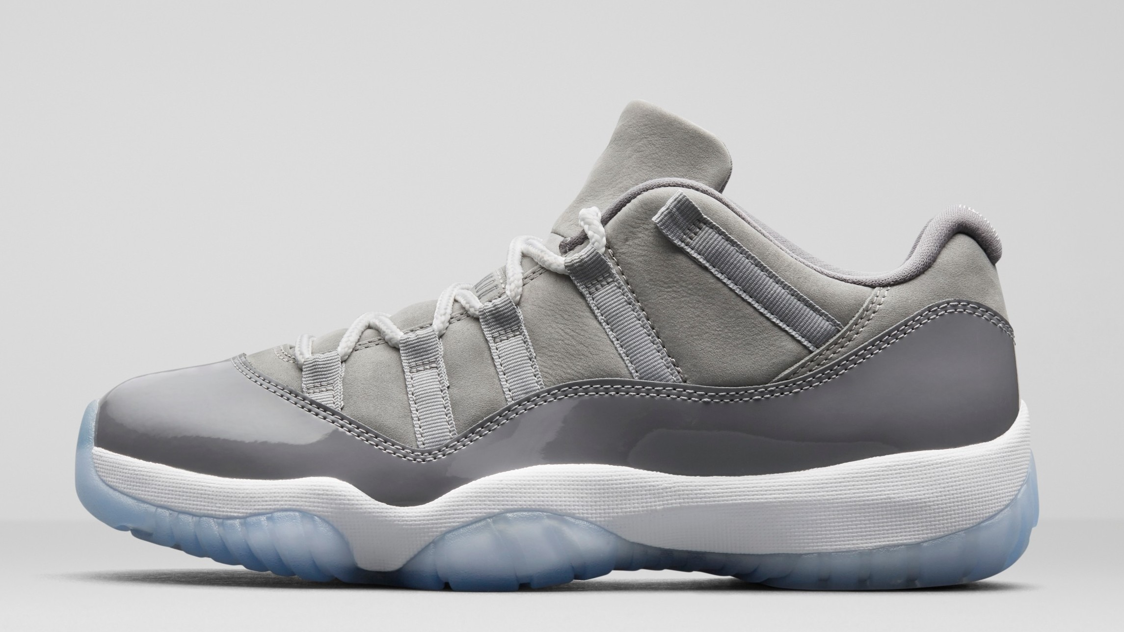 4ec8df71625a Air Jordan 11 XI Low Cool Grey 2018 Release Date 528895-003
