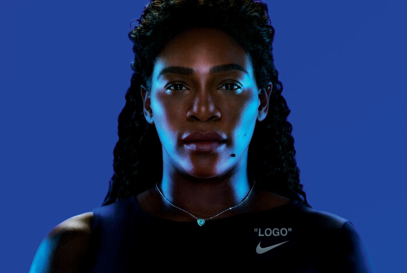 wholesale dealer 6f980 fc29f Virgil Abloh for Serena Williams Off-White Queen  Sole Colle