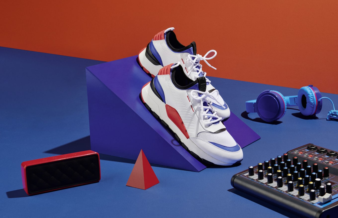 1d1bf21b4ad63e Watch Us Unbox the  Sound  Puma RS-0