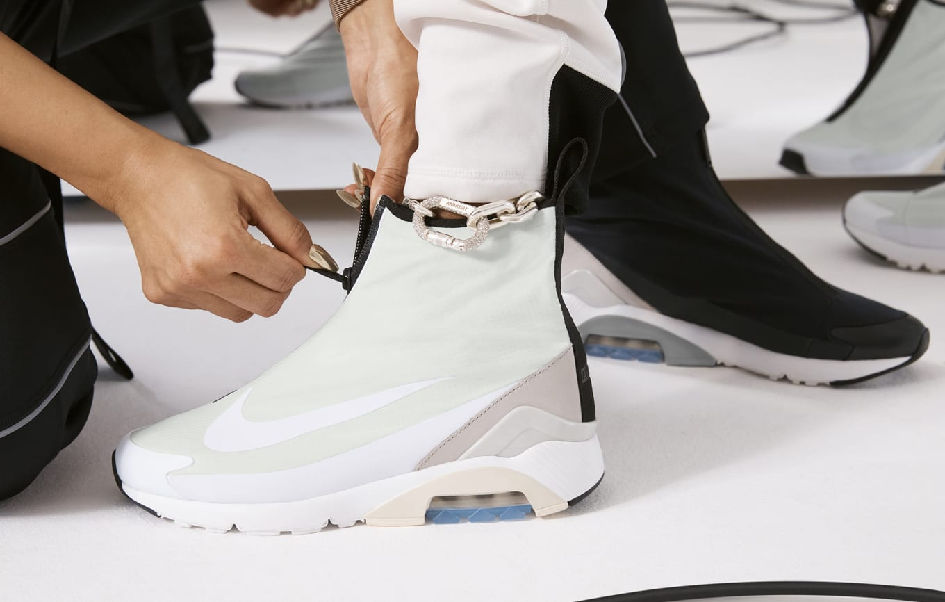 658f9cd0dbcdba Ambush x Nike Air Max 180 Teaser Image