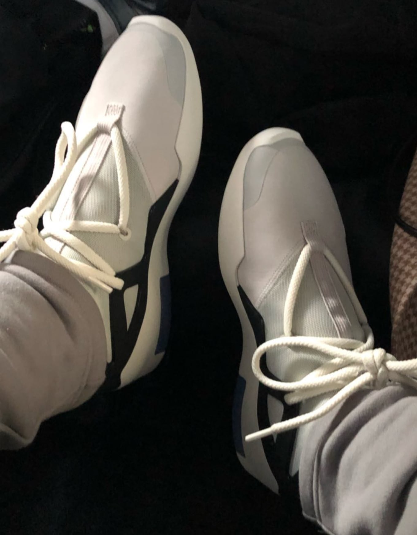 online store 632c5 45a10 Jerry Lorenzo Steps Out in a Brand New Air Fear of God 1 Colorway