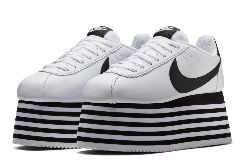 bd58cc15c569 Comme des Garcons x Nike Cortez WMNS BV0070-100 Release Date