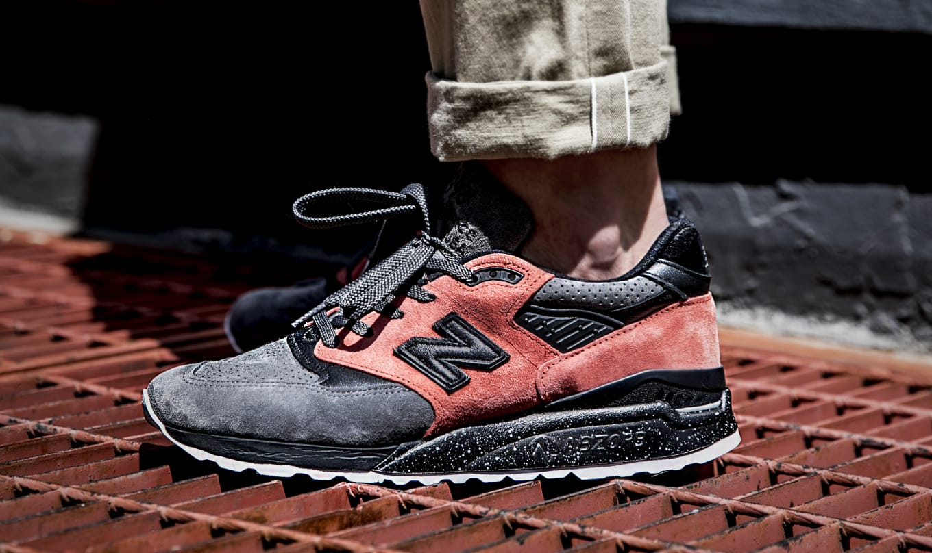 the latest 60b15 87cea There Are Only 300 Pairs of This New Balance Sneaker Collab ...
