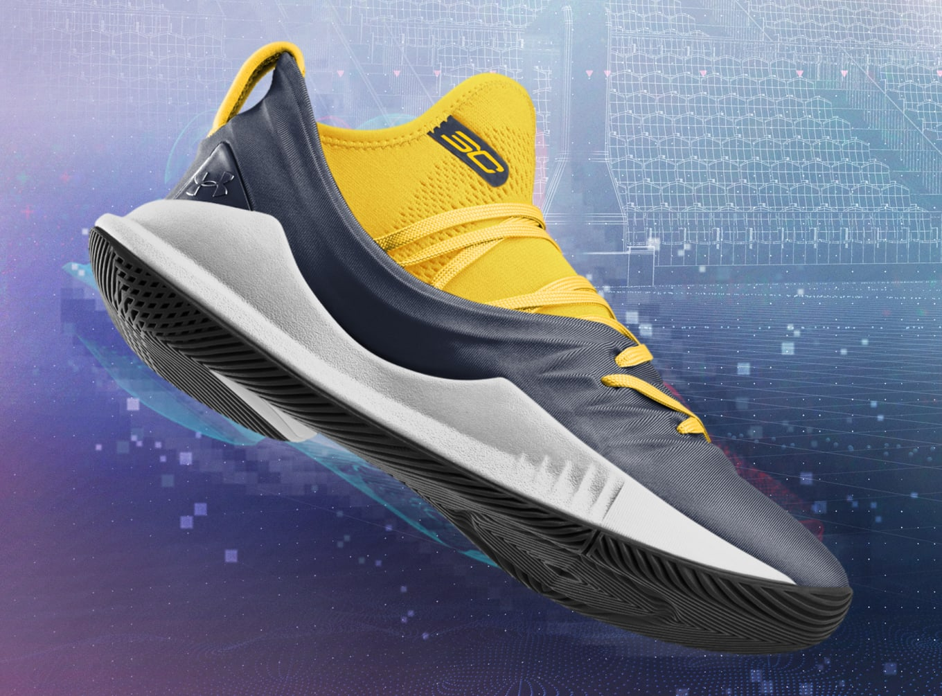 online store 3752d e6724 Under Armour Curry 5 UA Icon Custom Sneakers Available Now ...