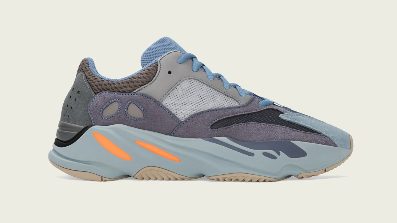 Adidas Yeezy Boost 700 'Carbon Blue' Release Date | Sole