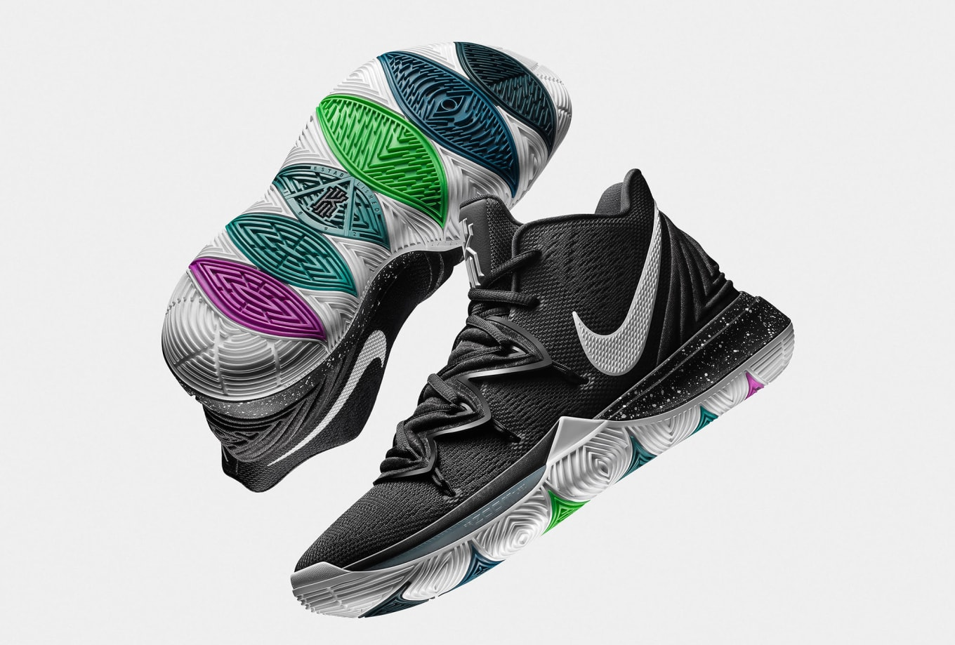 check out b4616 8c526 Nike Has Officially Revealed the Kyrie 5.