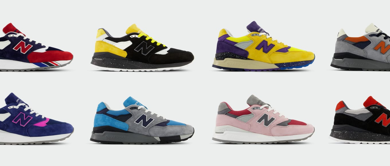 New Balance 998 'Made Responsibly' 2021 Release Date   Sole Collector
