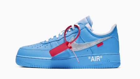 info for 84963 9b3bd Virgil Abloh s New Air Force 1s Aren t Releasing at MCA Opening