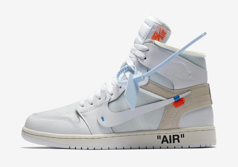 37af6cc5942 Virgil Abloh Off White Nike Jordan Price Guide