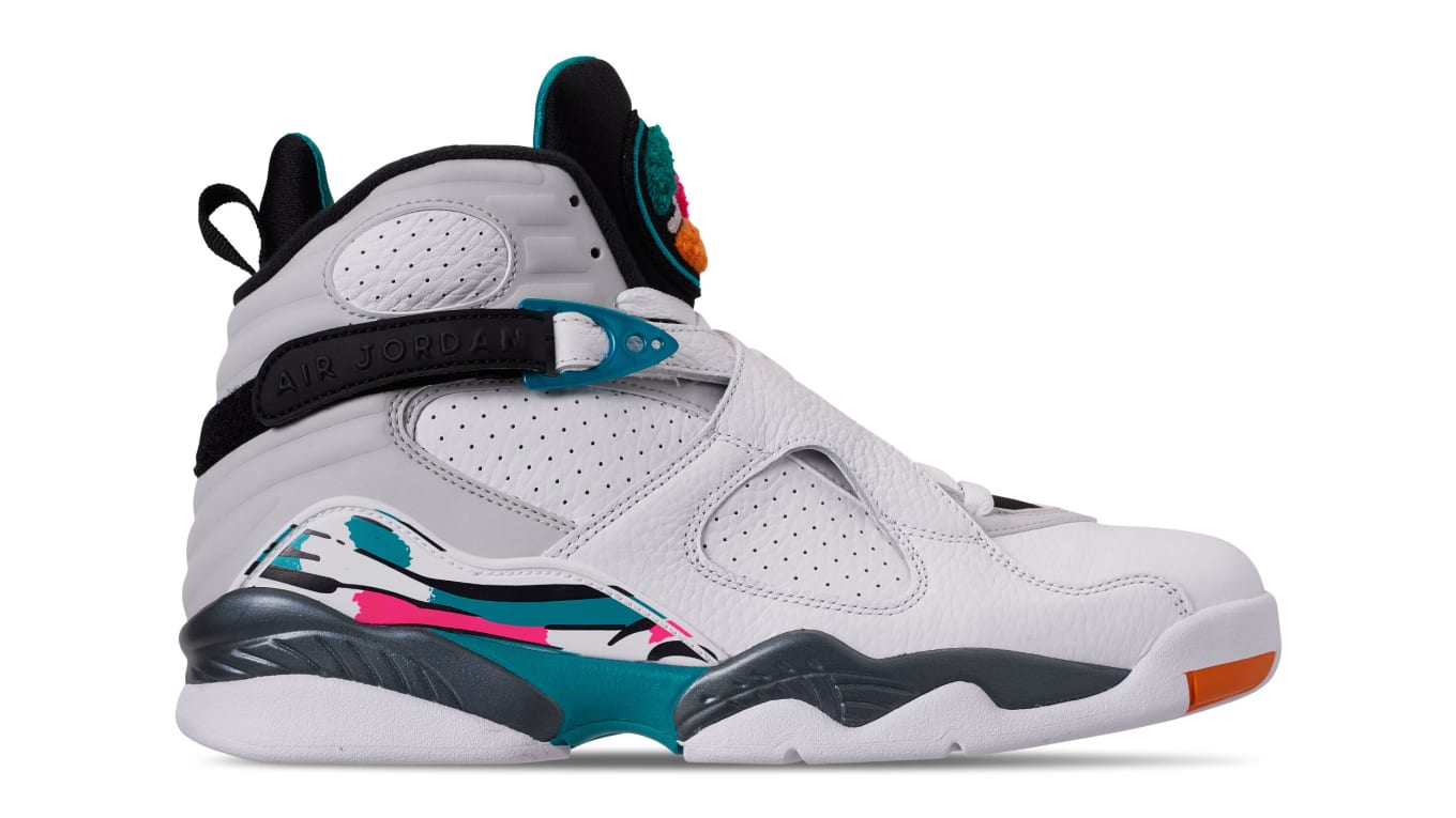 100% authentic d2429 40dc2 Air Jordan 8 Retro  Turbo Green