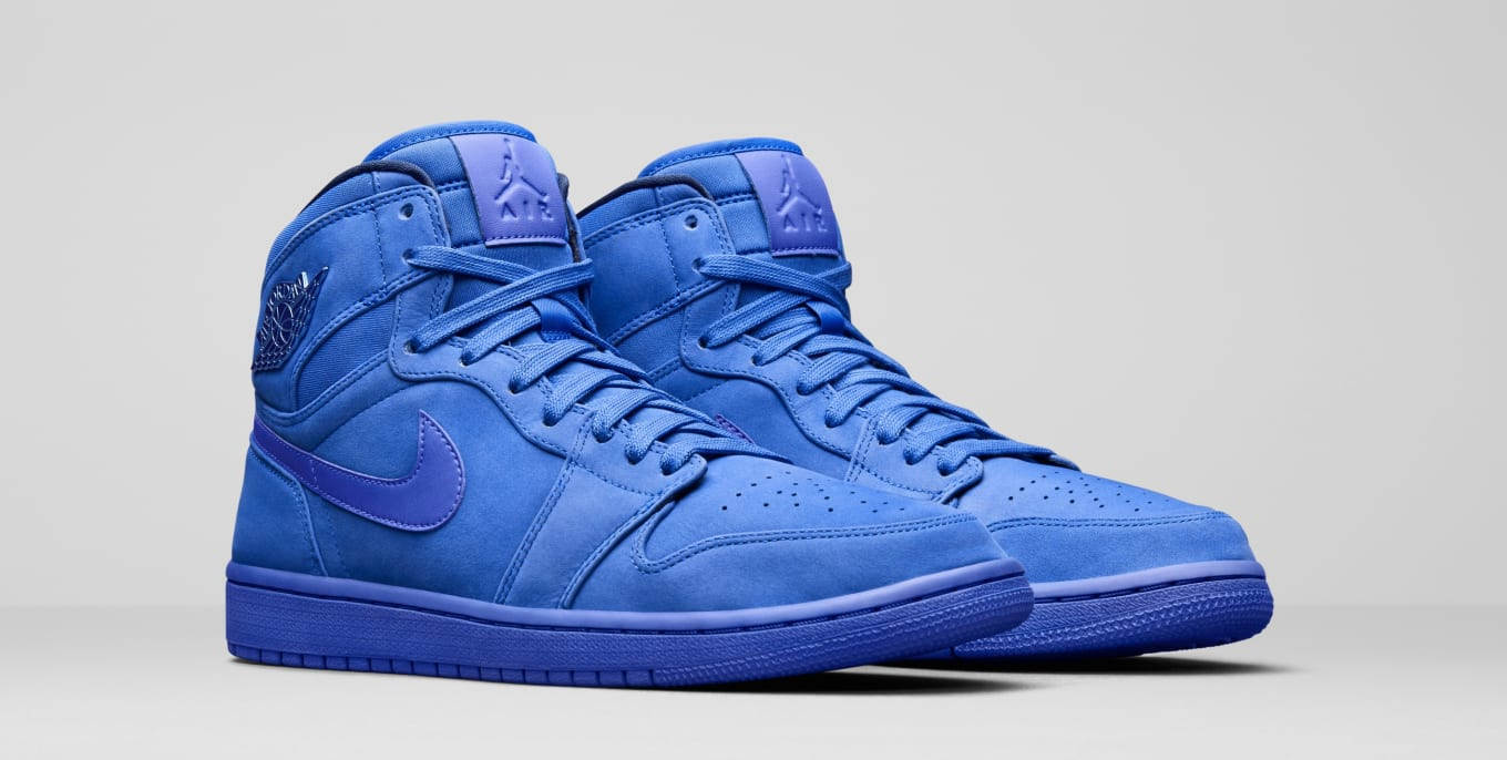 Image result for Air Jordan 1 High Premium Racer Blue