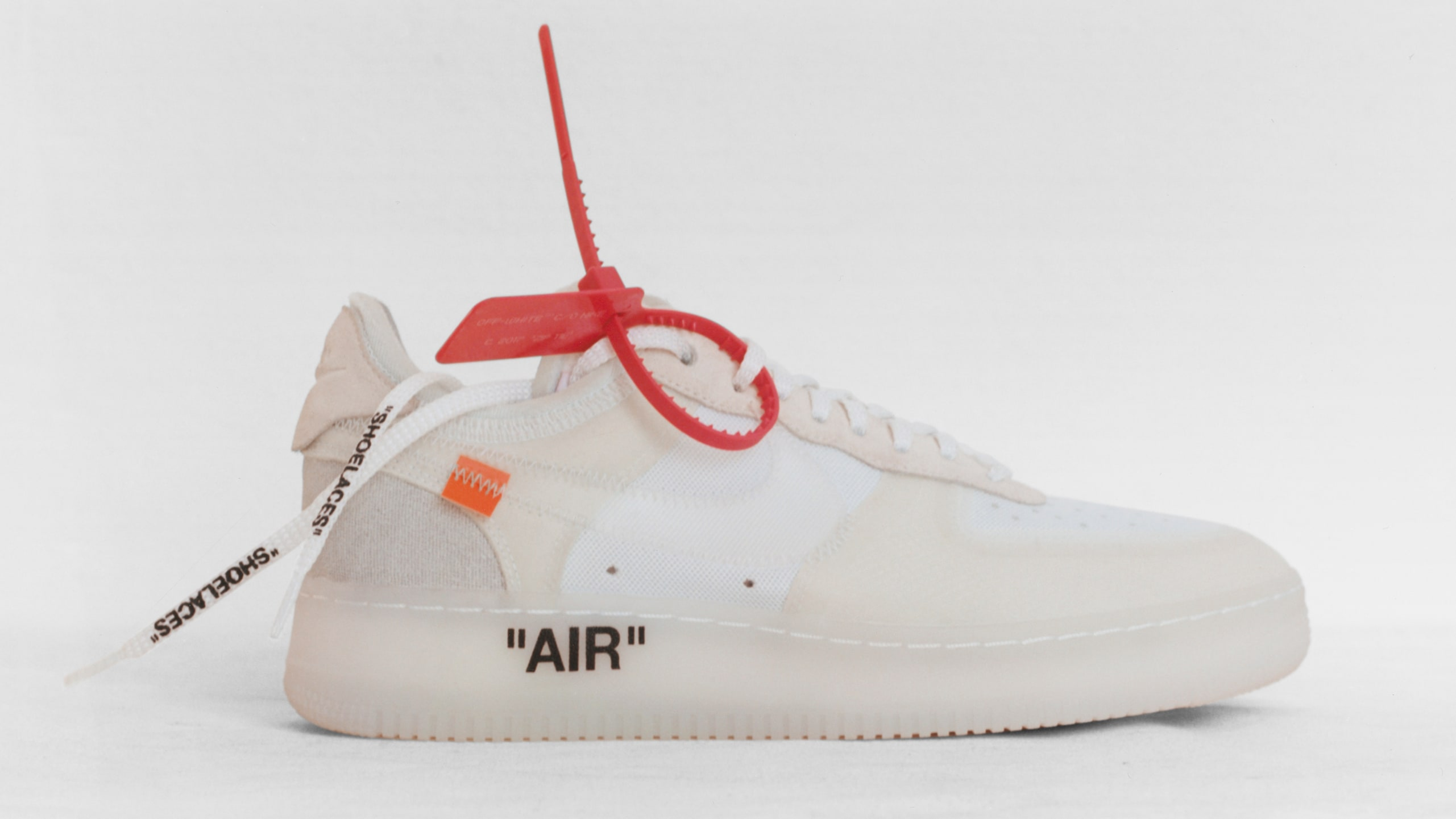 Update Version Off White X Nike Air Froce 1