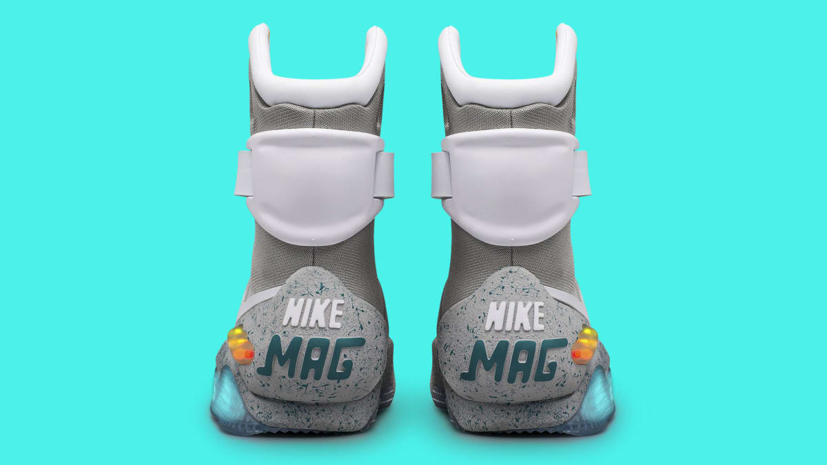 How Much Are Nike Mag Back To The Future Sneakers Sole Collector
