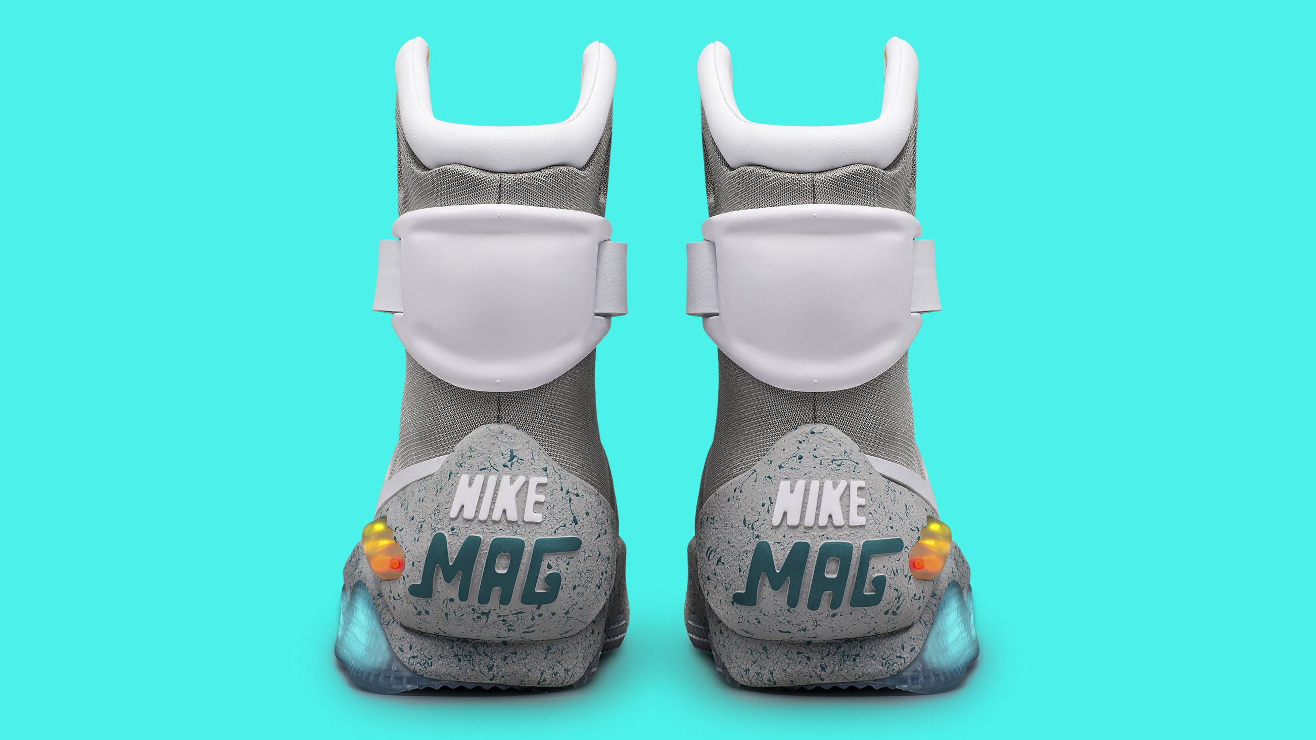 57aa9bac359 How Much Are Nike Mag Back to the Future Sneakers