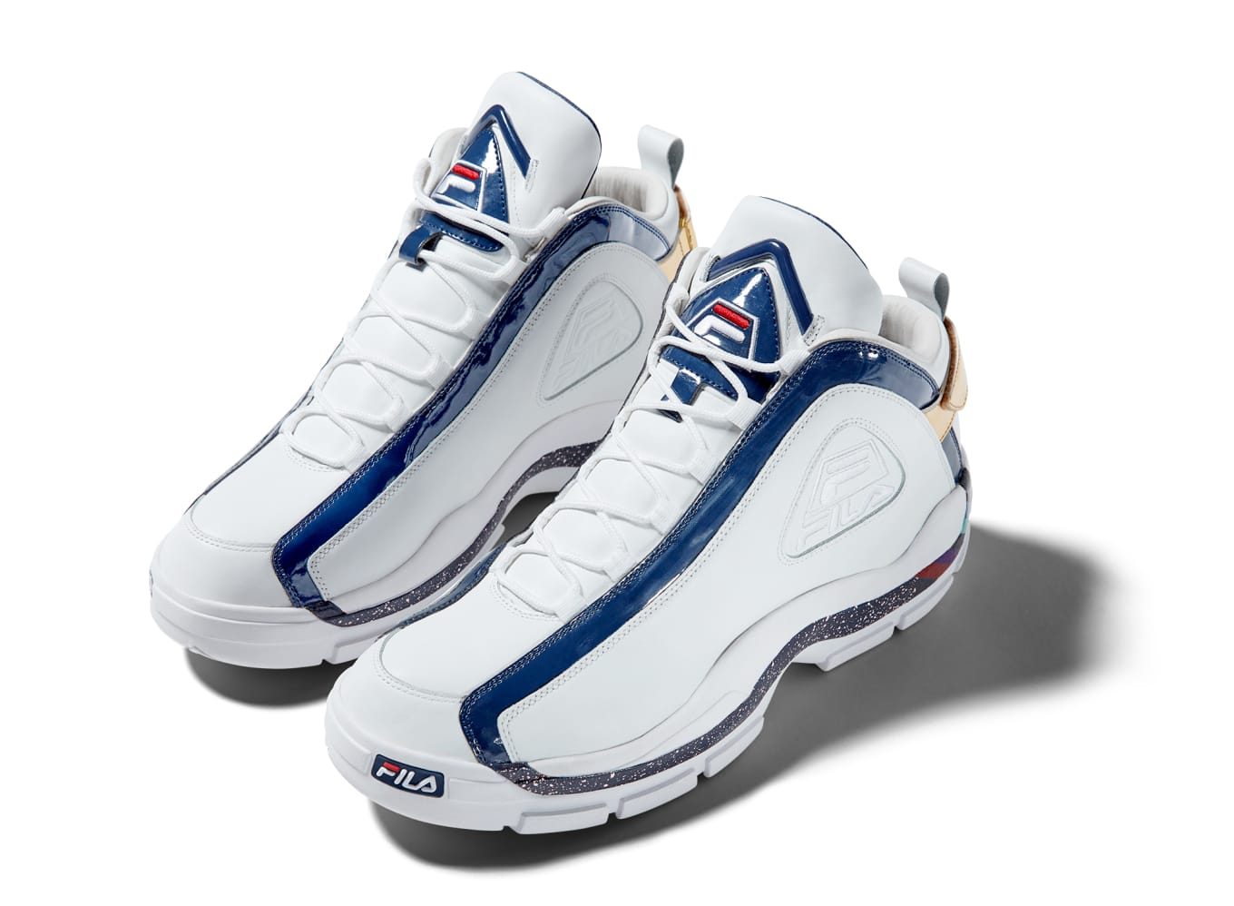 db5ff72e9df Fila Honors Grant Hill With Updated Signature Sneaker