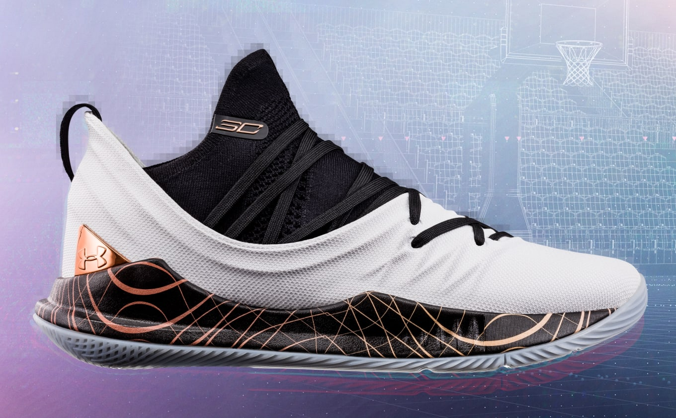 bc613351a78b Under Armour  Steph VR  Pop-Up Curry 4 Low and Curry 5 Exclusive ...