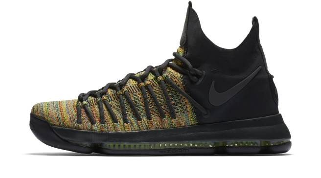 newest 58b26 47c40  Multicolor  Nike Zoom KD 9s Are Releasing