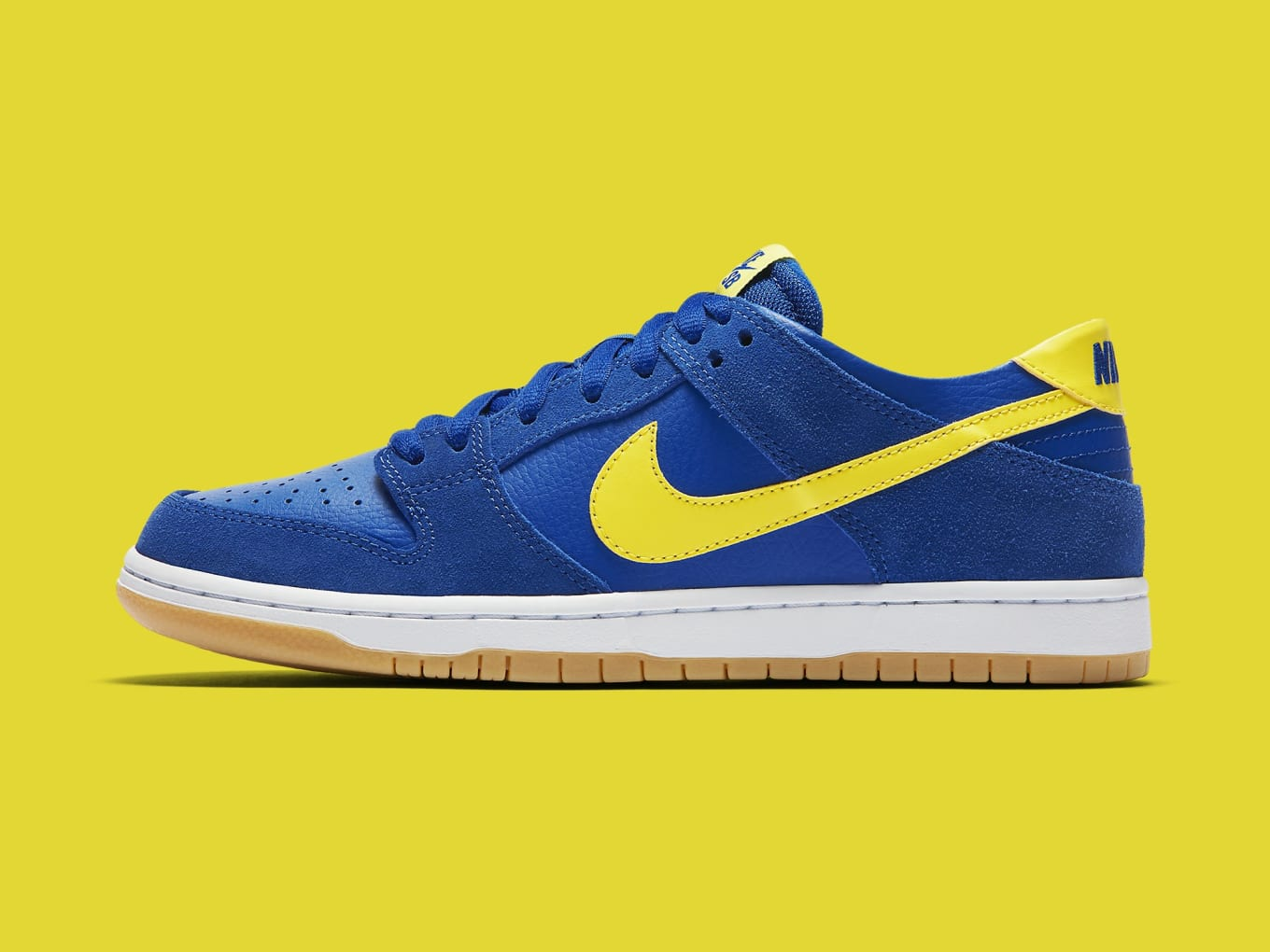 newest collection 68e35 8b56a The  Boca Juniors  SB Dunk returns.