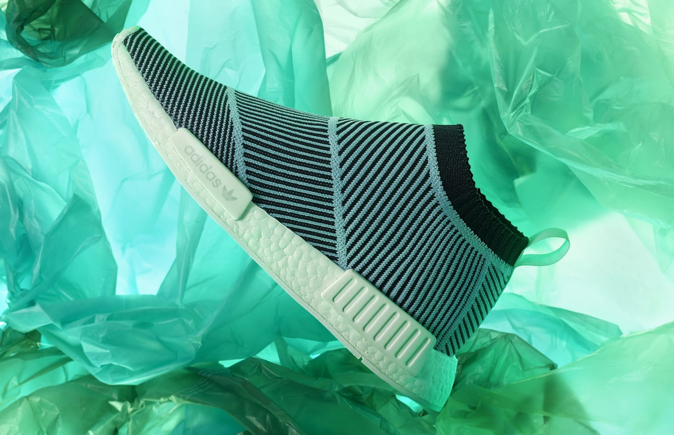 8eba8e2c58ce4 Parley for the Oceans x Adidas NMD CS1 Release Date