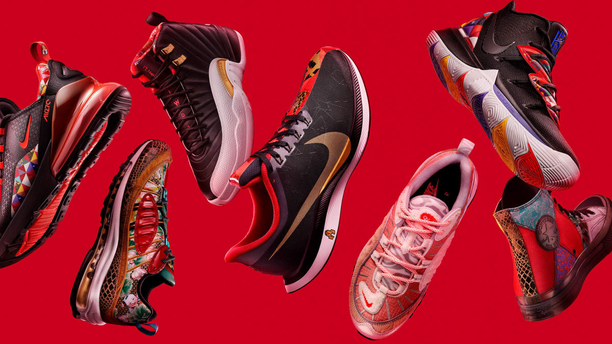 Nike Chinese New Year 2019 Collection Release Date | Sole ...