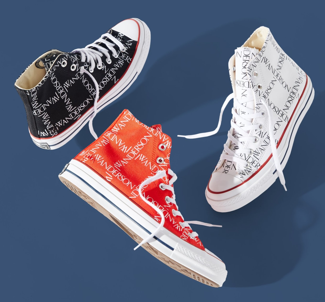 0c8cdcc1cc84 JW Anderson x Converse Chuck Taylor All Star Drop 3 Available Thursday