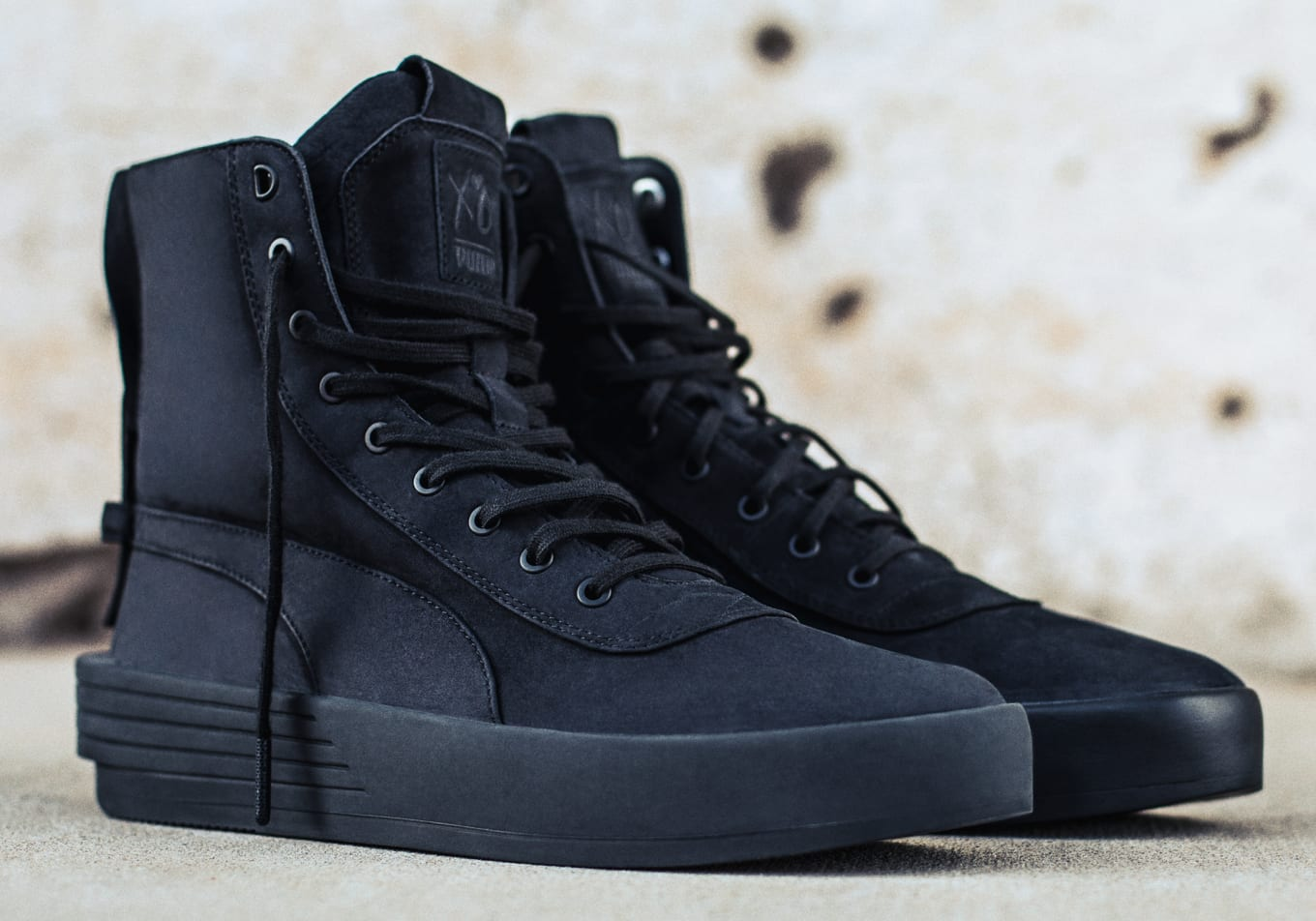 puma xo the weeknd parallel sneakerboot